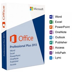 Afbeelding van Microsoft Office 2013 Professional Plus